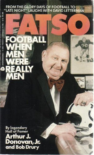 Fatso: Football When Men Were Really Men