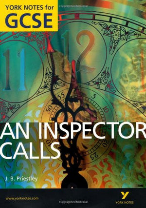 Inspector Calls (York Notes for Gcse)