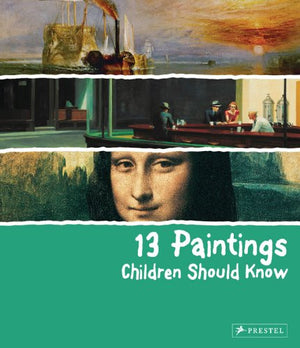 13 Paintings Children Should Know
