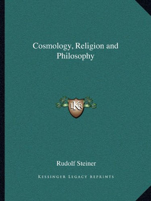 Cosmology, Religion, and Philosophy