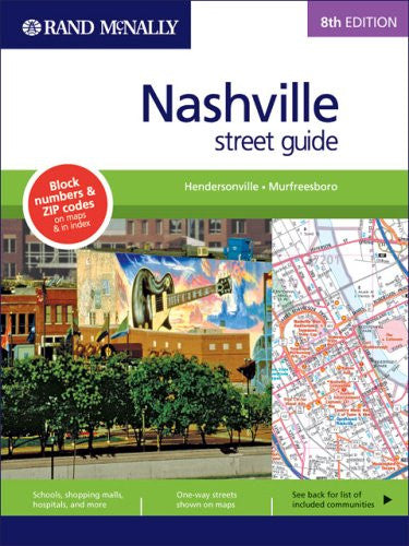 Reference page 2 kalosbooks rand mcnally street guide nashville rand mcnally nashville street guide including hendersonville sciox Choice Image
