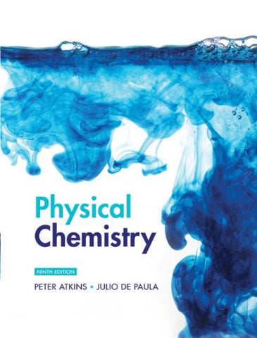 Physical Chemistry, 9th Edition