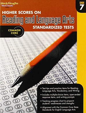 Higher Scores on Standardized Test for Reading & Language Arts: Reproducible Grade 7