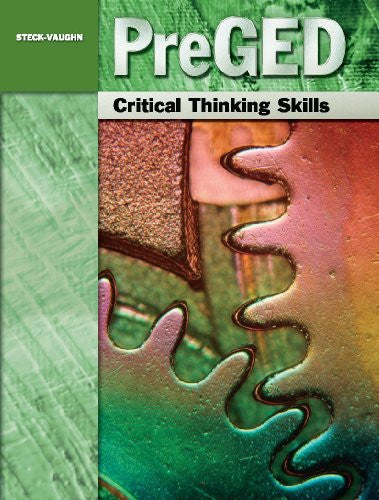 Pre-Ged Critical Thinking Skills
