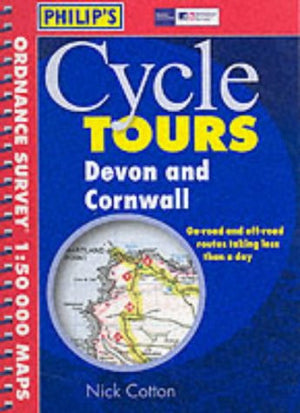Devon and Cornwall (Philip's Cycle Tours)