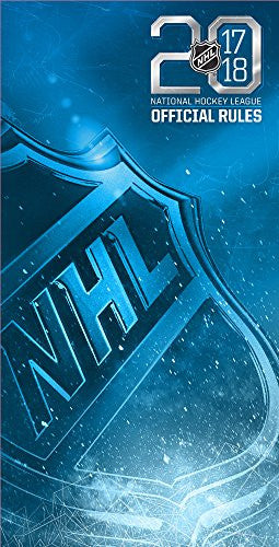 2017–2018 Official Rules of the NHL