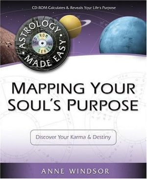 Mapping Your Soul's Purpose: Discover Your Karma & Destiny (Astrology Made Easy Series)