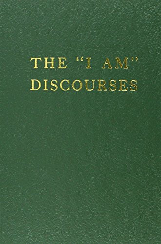 """I AM"" Discourses (Saint Germain Series - Vol 8)"