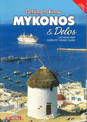 Full Travel Guide of Mykonos and Delos