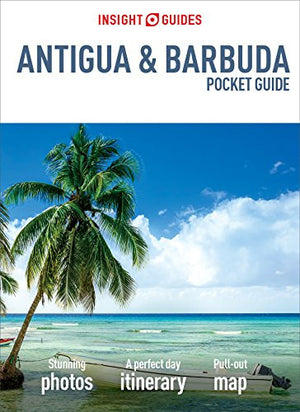 Insight Guides: Pocket Antigua & Barbuda (Insight Pocket Guides)