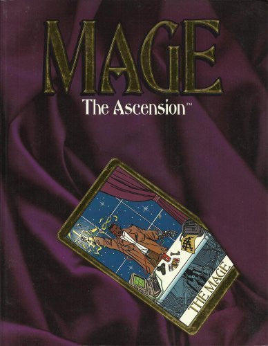 Mage: The Ascension (Mage Roleplying)