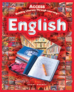 ACCESS English: Student Edition Grades 5-12 2005