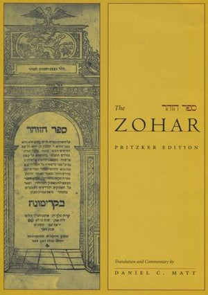 The Zohar: Pritzker Edition, Vol. 3
