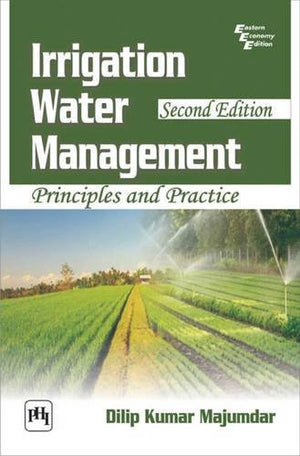 Irrigation Water Management:: Principles and Practice