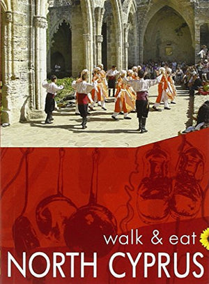 Cyprus (North) Walk & Eat Series (Walk and Eat)
