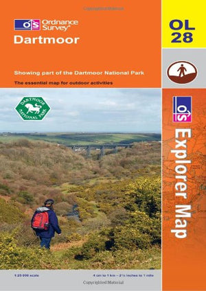 Dartmoor (Touring Maps & Guides)