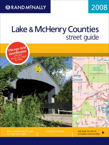 Reference page 2 kalosbooks rand mcnally 2008 lake mchenry counties illinois street guide rand mcnally lake sciox Choice Image