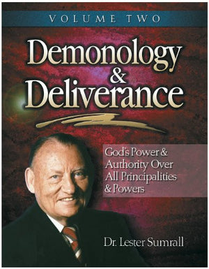 Demonology and Deliverance II: Study Guide