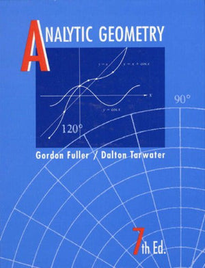 Analytic Geometry (7th Edition)