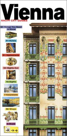 Knopf City Guide to Vienna (Knopf City Guides)
