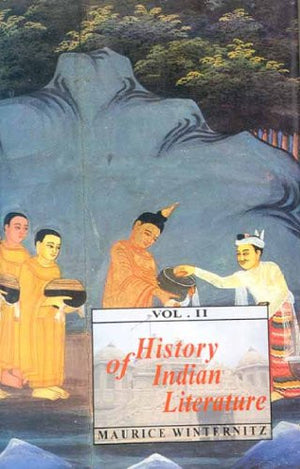 History of Indian Literature, Vol. 2: Buddhist & Jain Literature