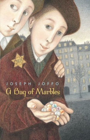 A Bag of Marbles: The Graphic Novel (Nonfiction - Young Adult)