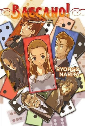 Baccano!, Vol. 4 - light novel