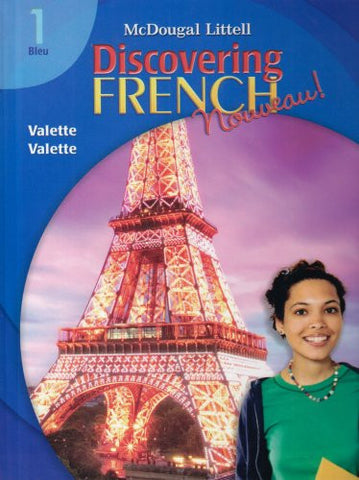 Discovering French, Nouveau!: Student Edition Level 1 2007