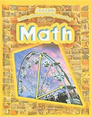 ACCESS Math: Student Edition Grades 5-12 2005