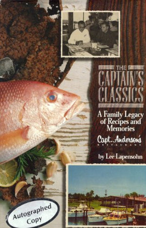 Capt. Anderson's cookbook