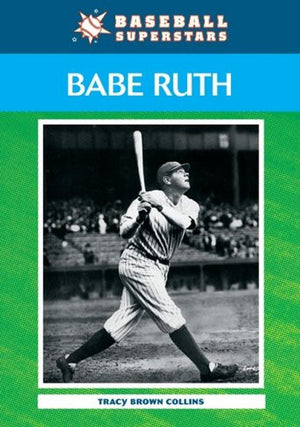 Babe Ruth (Baseball Superstars (Hardcover))