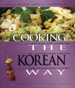 Cooking the Korean Way (Easy Menu Ethnic Cookbooks)