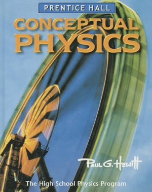 CONCEPTUAL PHYSICS 3E STUDENT EDITION 2002C