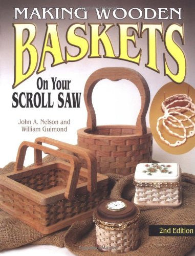 Making Wooden Baskets on Your Scroll Saw
