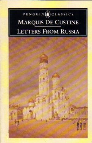 Letters from Russia (New York Review Books Classics)