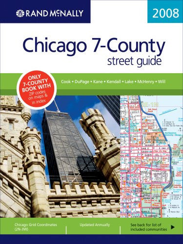 Reference page 2 kalosbooks rand mcnally chicago 7 county street guide cook dupage kane kendall sciox Choice Image