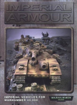 Imperial Armour: Imperial Vehicles for Warhammer 40,000
