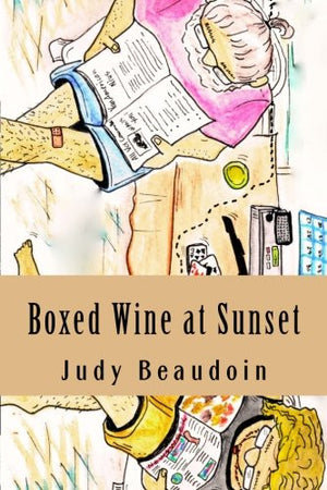Boxed Wine at Sunset: Two Americans.  Two years.  A small village in Vanuatu.