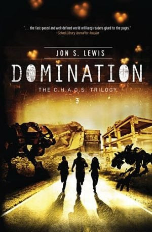 Domination (A C.H.A.O.S. Novel)