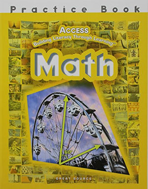 ACCESS Math: Practice Book Grades 5-12