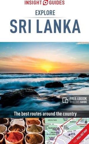 Insight Guides: Explore Sri Lanka (Insight Explore Guides)