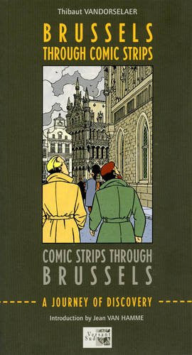 Brussels Through Comic Strips: A Journey of Discovery