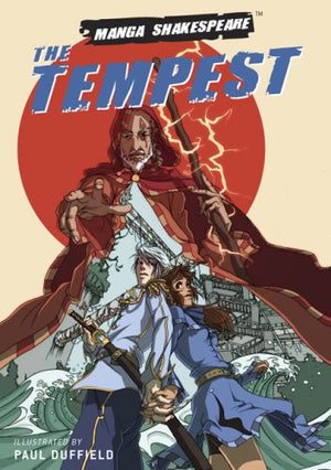 Manga Shakespeare: The Tempest