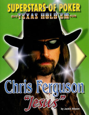 "Chris ""Jesus"" Ferguson (Superstars of Poker: Texas Hold'em)"
