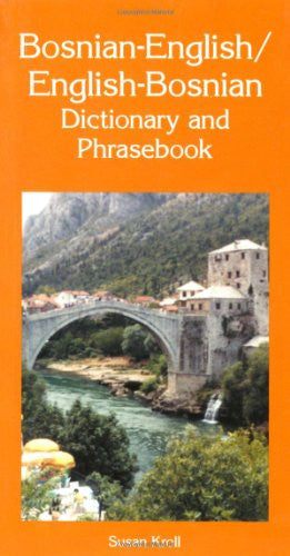 Bosnian-English/English-Bosnian Dictionary and Phrasebook (Dictionary & Phrasebooks Backlist)