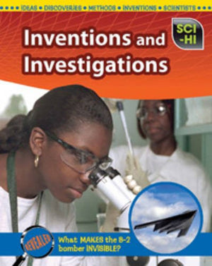 Inventions and Investigations (Sci-Hi: Physical Science)