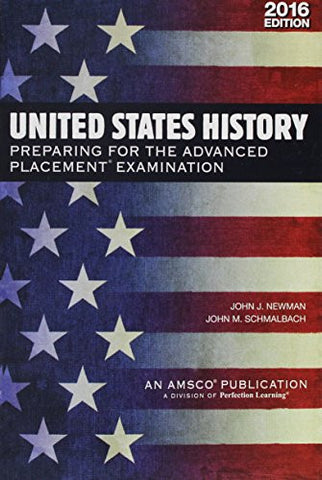 United States History: Preparing for the Advanced Placement Examination