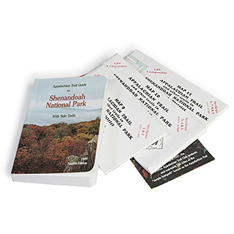 Appalachian Trail Guide to Shenandoah National Park (Paperback)