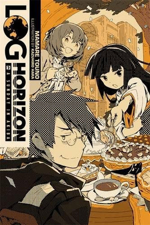 Log Horizon, Vol. 5 - light novel