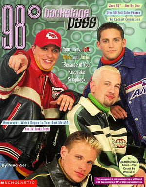 98 Degrees (Backstage Pass)